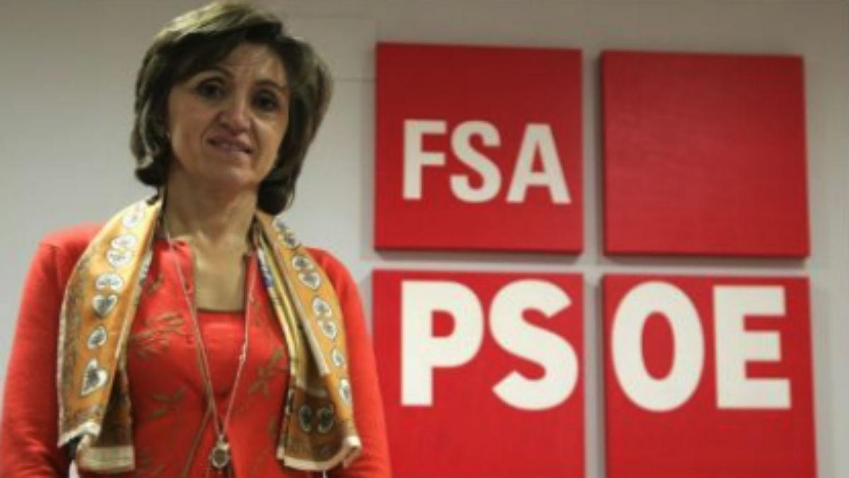 María Luisa Carcedo, nueva ministra de Sanidad (PSOE).