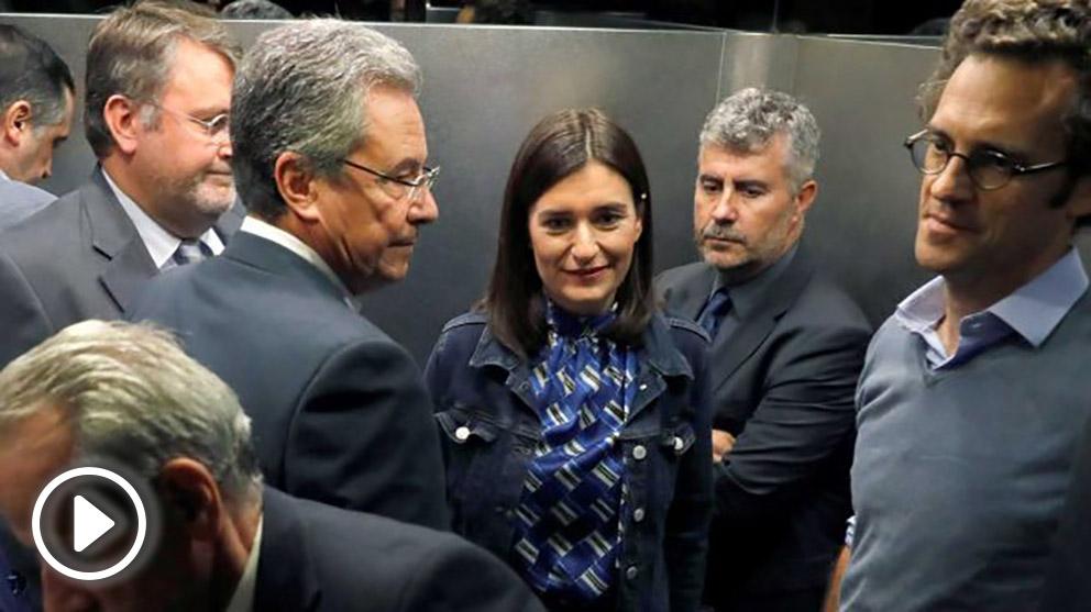 Carmen Montón. Foto: EFE