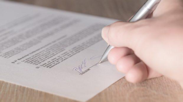 Cómo rescindir un contrato de trabajo