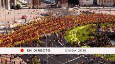Sigue la última hora de la Diada de Cataluña 2018 | Manifestación en Barcelona hoy