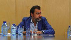 Fernando Martínez-Maillo con nuevo look. (Foto. PP)