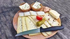 Receta de queso curado casero fácil de preparar