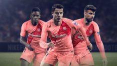 El FC Barcelona filtró por error su tercera equipación.