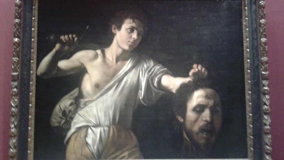 Caravaggio y sus obras más señeras.
