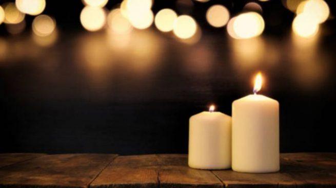 c mo hacer un centro de mesa con velas paso a paso. Black Bedroom Furniture Sets. Home Design Ideas