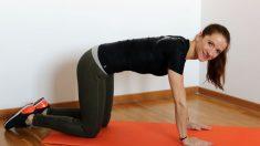 Los ejercicios para reducir caderas son realmente sencillos