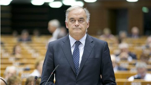 Esteban González Pons, líder del PP en el Parlamento Europeo.