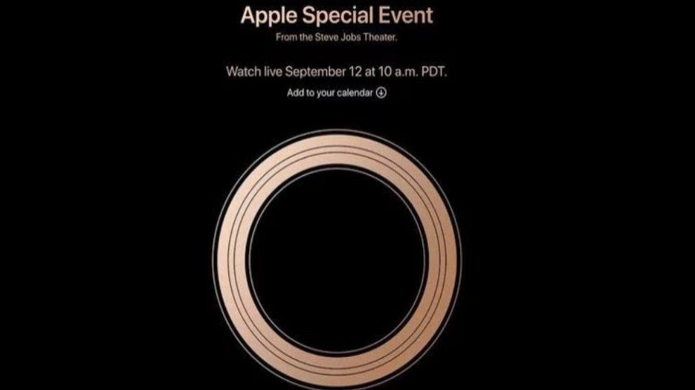 El evento Apple se puede seguir hoy en directo