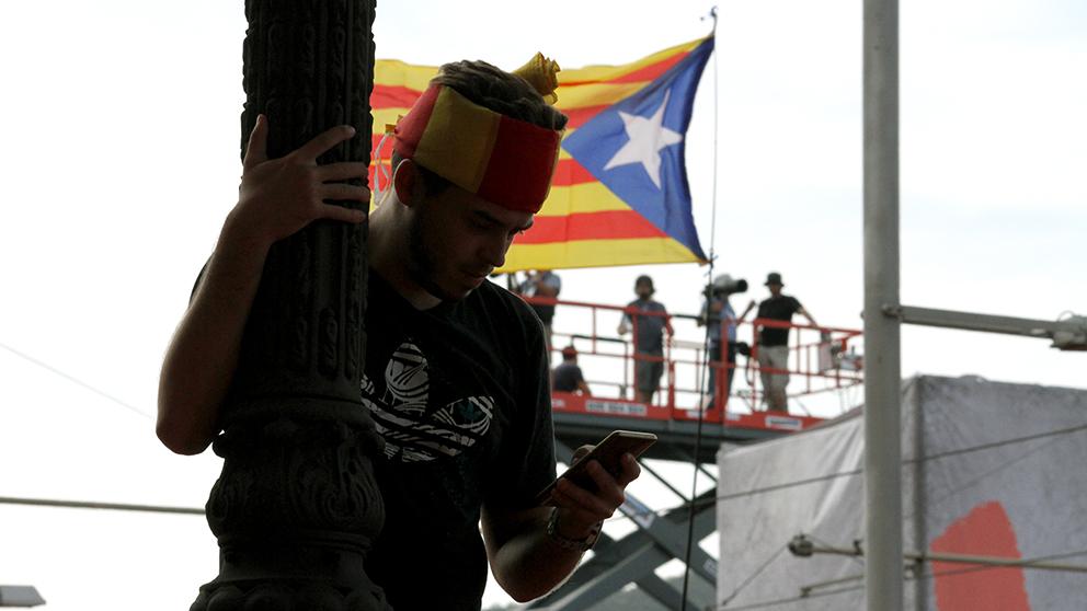 Diada Cataluña 2019: Sigue en directo la manifestación en Barcelona