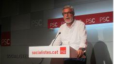 Josep Fèlix Ballesteros (PSC), alcalde de Tarragona. (EP)