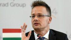 Peter Szijjarto, ministro de Exteriores de Hungría. (TW)