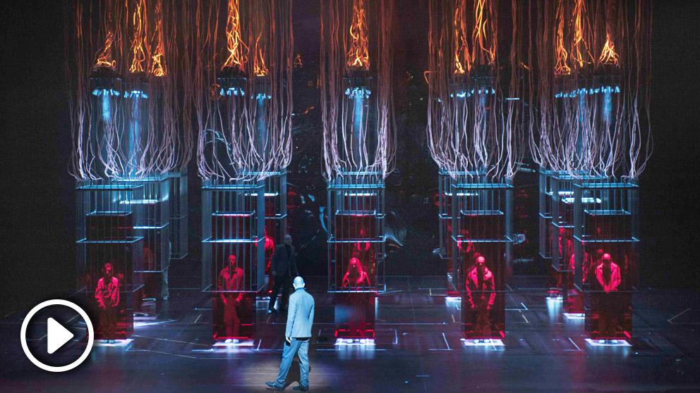 El Teatro Real inicia temporada con 'Faust'. (Foto: Teatro Real)
