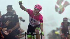 Michael Woods, ganador de la etapa 17 de la Vuelta España 2018. (AFP)