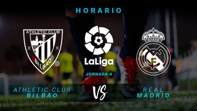 Athletic de Bilbao - Real Madrid: Hora y dónde ver el ...
