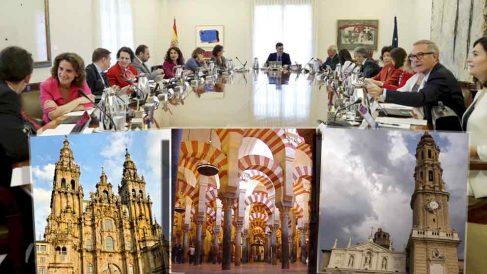 Inmatriculación bienes Iglesia PSOE