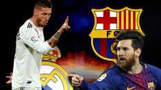 Barcelona y Real Madrid, máximos candidatos al título según las casas de apuestas.