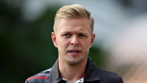 Magnussen, en una imagen de archivo. (Getty)