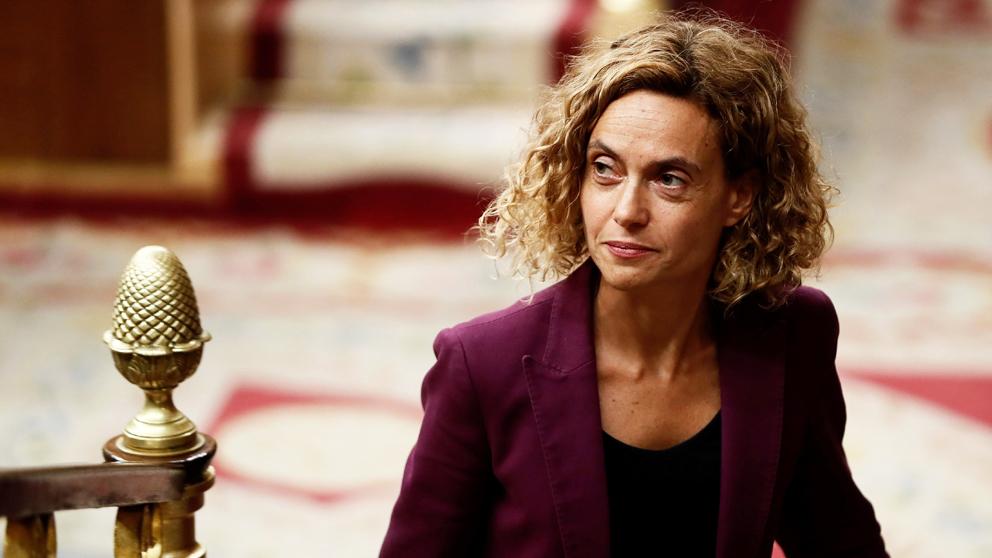 Meritxell Batet, presidenta del Congreso de los Diputados. Foto: EFE