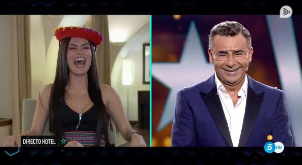 Miriam Saavedra, concursante de 'GH VIP 2018'