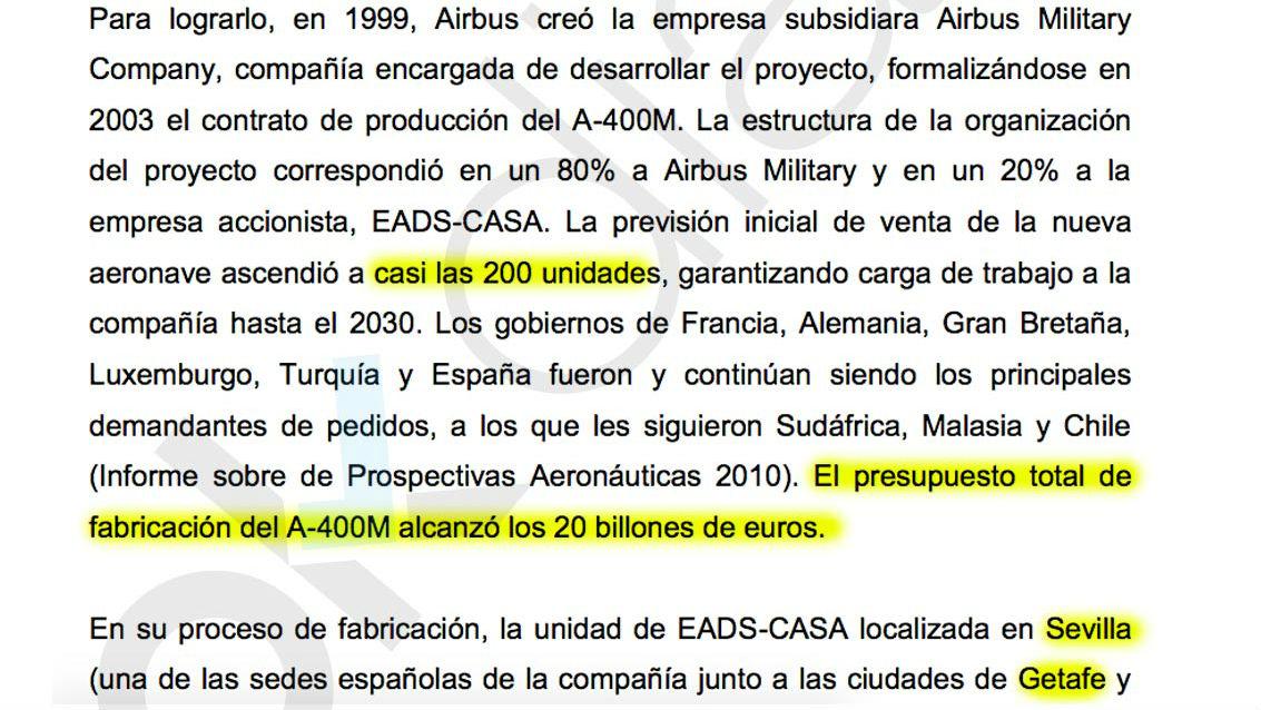 Monumental patinazo de Pedro Sánchez en la página 148 de su tesis doctoral, calificada con una nota «cum laude» por el tribunal.