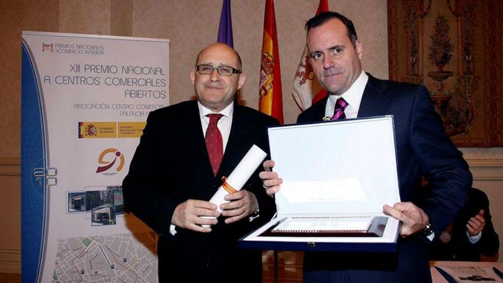Ángel Allué Buiza, nuevo director general de Trabajo (i) (foto: Efe / Archivo)
