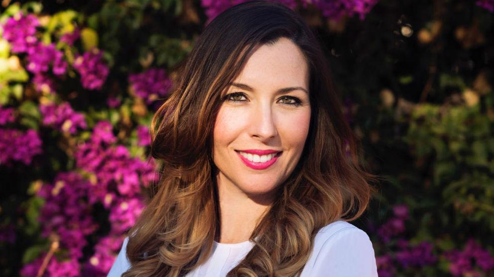Isabel Puertas, directora general de Being One Forum Valencia