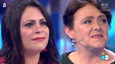 Natalia se encuentra con su hermana en 'Volverte a ver'