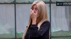 Oriana derrama sus primeras lágrimas en 'GH VIP 2018'