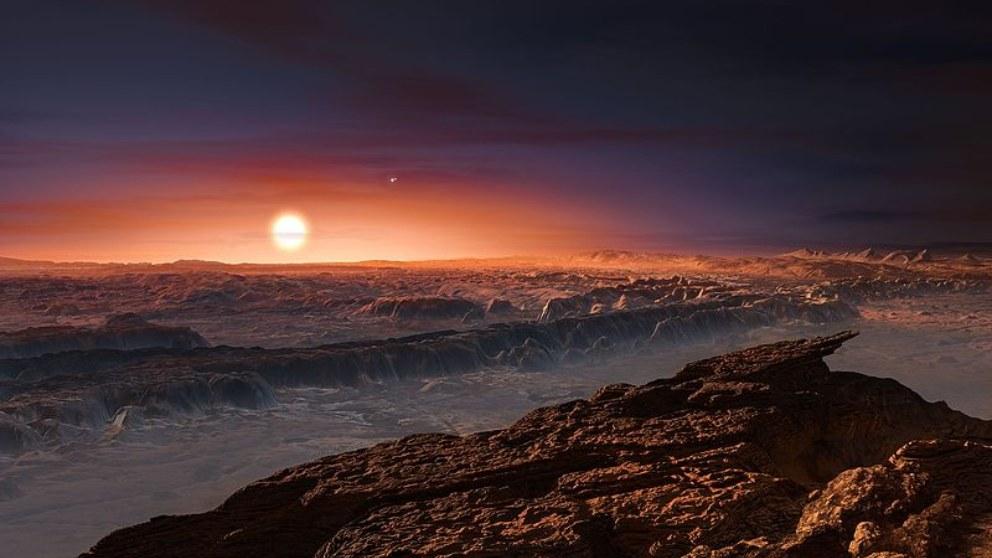 Próxima b podría ser altamente habitable
