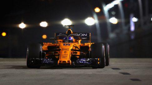 GP Singapur 2018 F1 | Carrera Fórmula 1 hoy