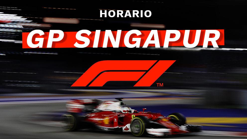 GP Singapur 2018 F1 | Carrera Fórmula 1