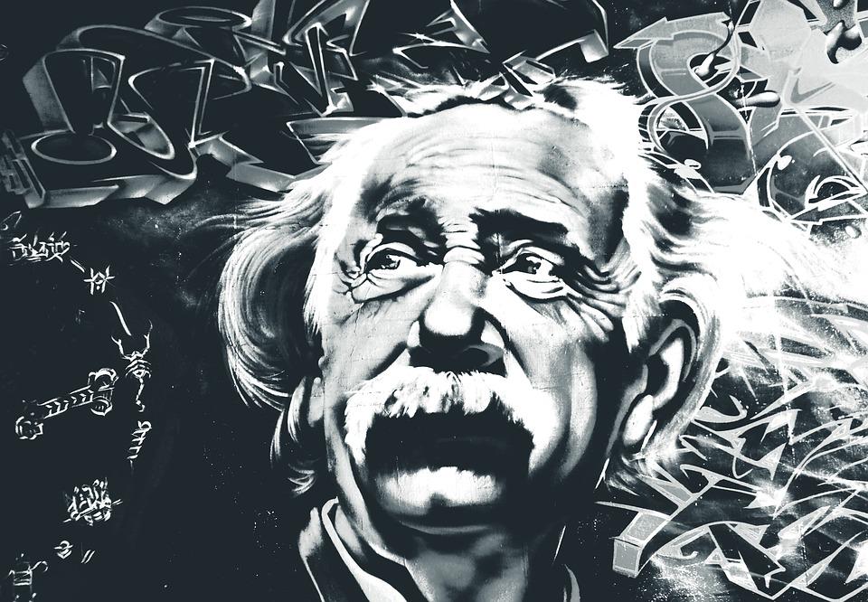 Einstein, responsable de «la paradoja de los gemelos».