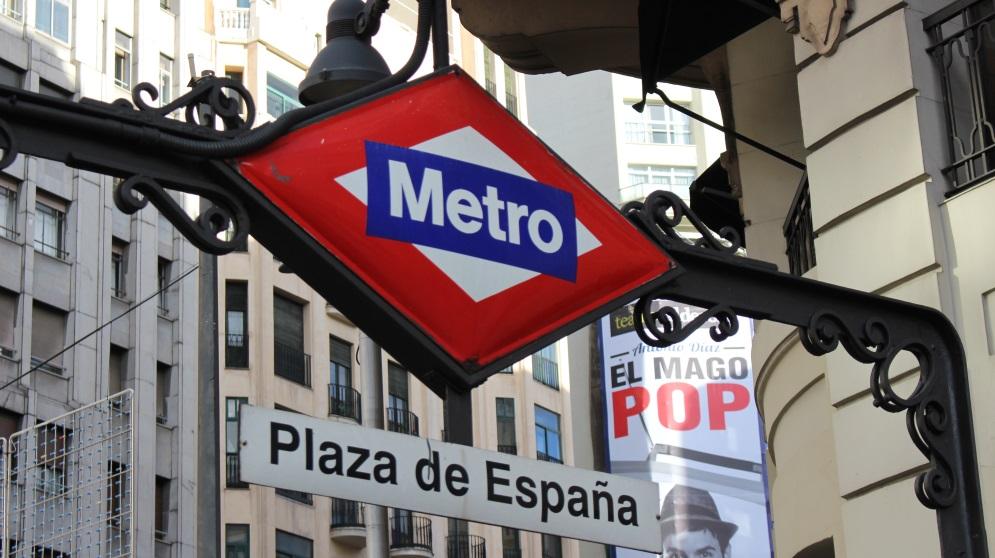 Viajar en el metro de Madrid es muy sencillo
