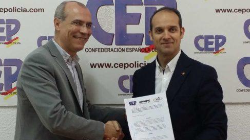 Antonio Labrado, secretario general de CEP