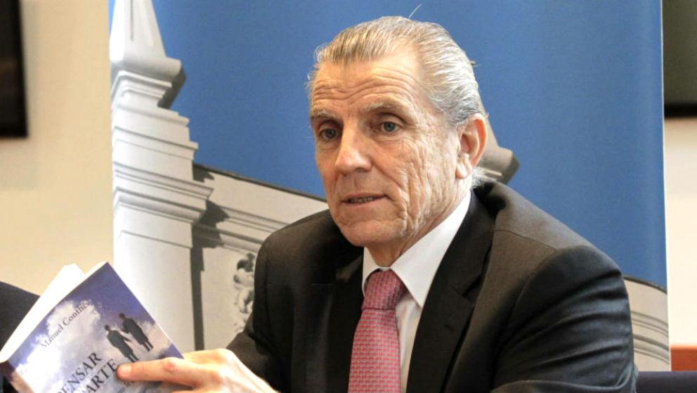 El expresidente de laComisión Nacional del Mercado de Valores (CNMV) Manuel Conthe.