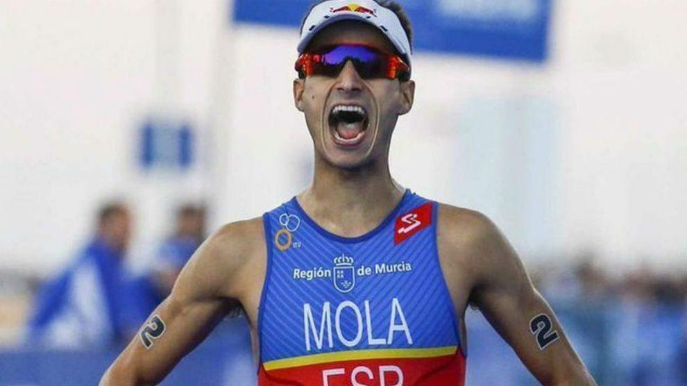 Mario Mola. (@COE)