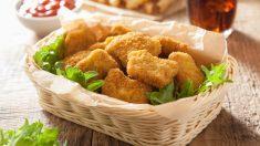 Receta de Nuggets de verduras al horno fácil de preparar