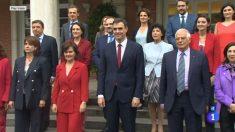 El programa 'Informe Semanal' de TVE blanquea el escándalo de la tesis doctoral de Pedro Sánchez.
