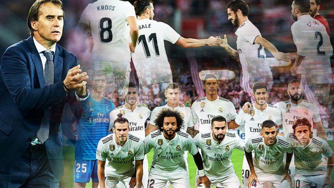 El vestuario del Real Madrid lo tiene claro: «Si jugamos así, perderemos pocos partidos»