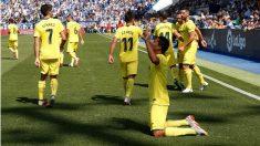 El Villarreal se impuso al Leganés gracias a un gol de Bacca. (EFE)