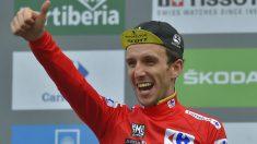 Simon Yates, ganador de la Vuelta a España 2018. (AFP)