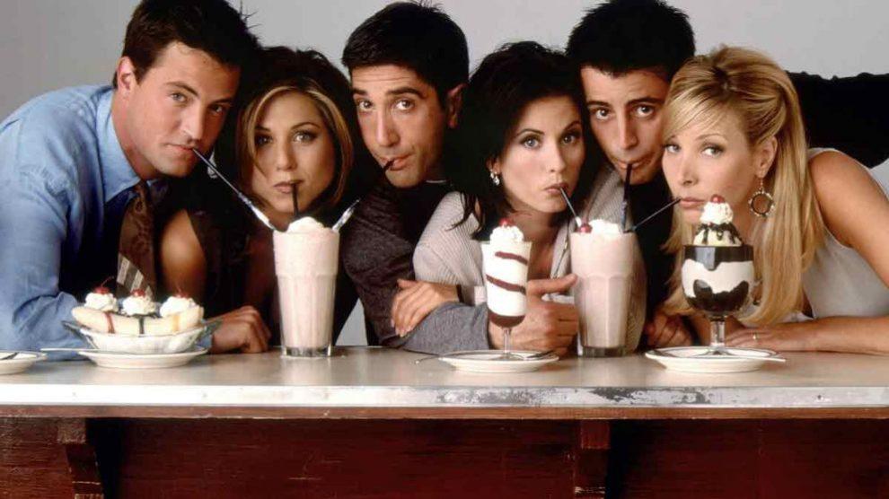 La comedia televisiva Friends se estrenó el 22 de septiembre de 1994 | Efemérides del 22 de septiembre de 2018