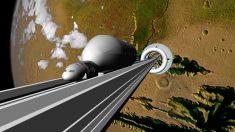 A prueba el primer elevador entre la Tierra y el espacio