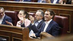 Rivera en el Congreso (EP)