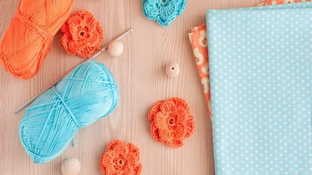 Como Hacer Flores De Ganchillo Paso A Paso - Como-hacer-una-flor-a-crochet
