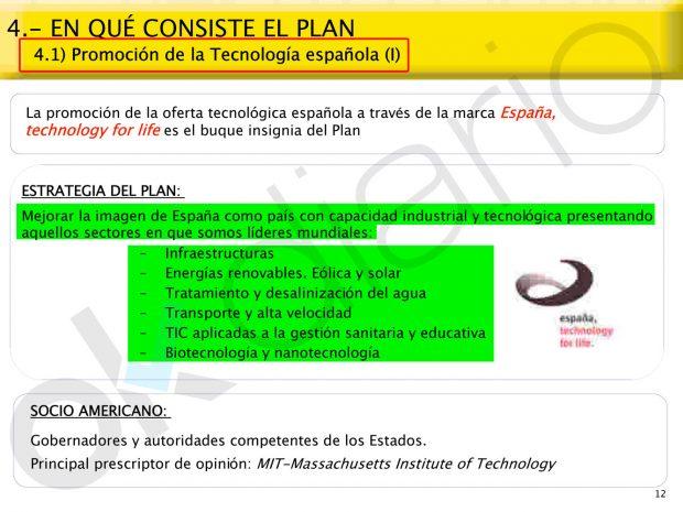 Sánchez también plagió en su tesis un 'power point' que el ministro Sebastián usó en actos en EEUU