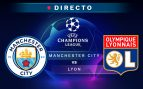 Manchester City – Lyon, en directo: Champions League