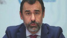 Fernando Martínez-Maillo,diputado del PP en el Congreso. (TW)