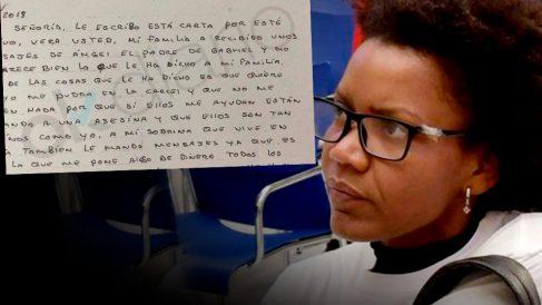 Ana Julia Quezada durante una de las ruedas de prensa sobre la desaparición de Gabriel Cruz. (Foto: EFE)