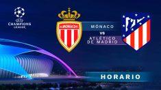 Champions League 2018-19: Mónaco – Atlético de Madrid | Horario del partido de fútbol de Champions League.